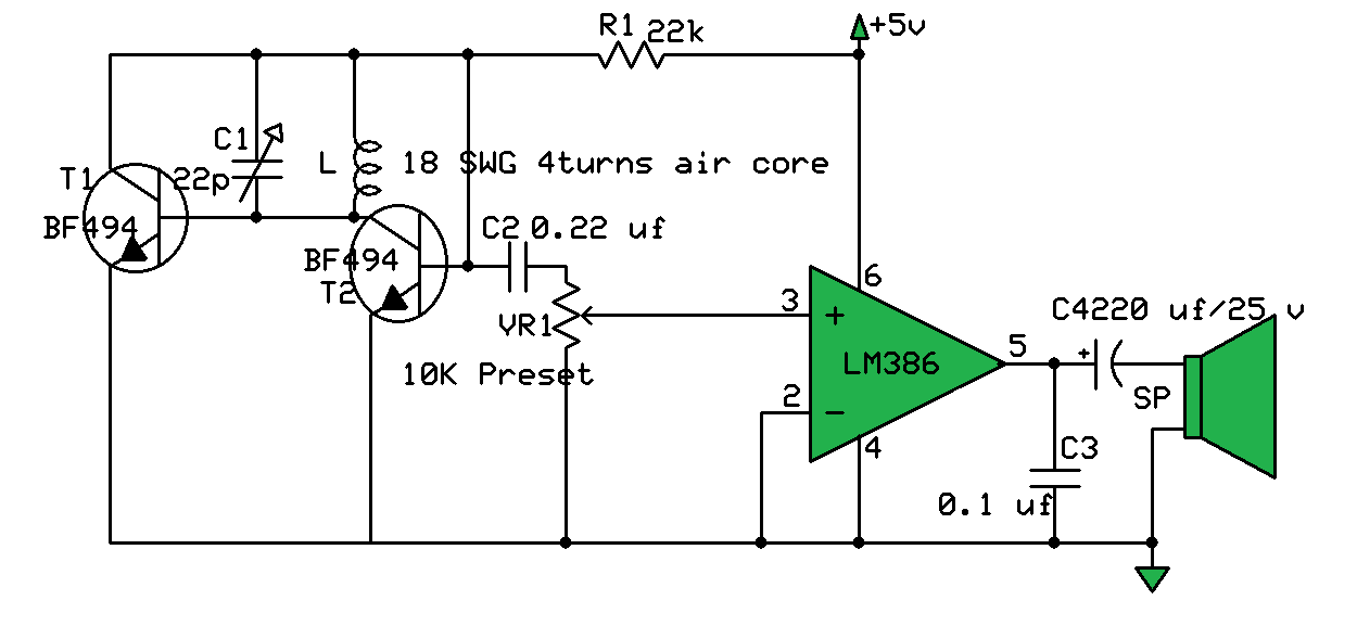 pocket size fm receiver