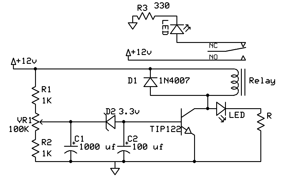 Time_delay_relay_circuit